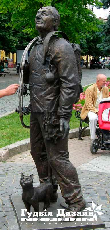 19.79 Авторская скульптура из бронзы