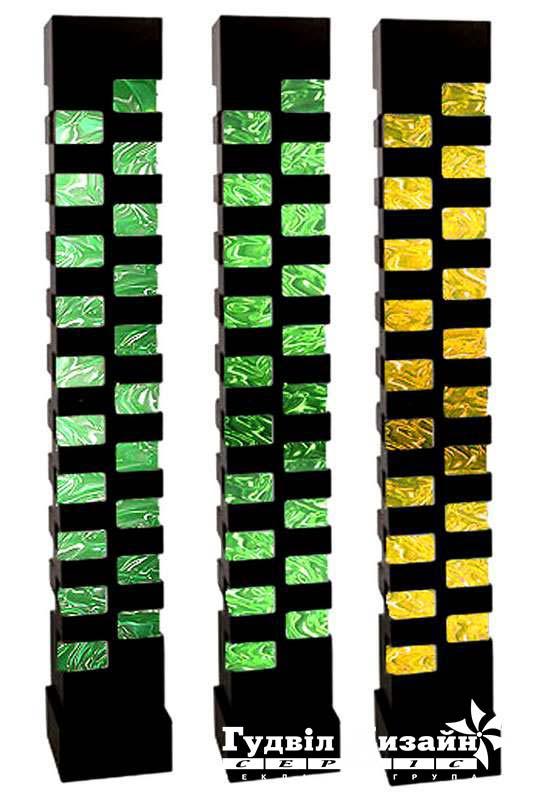28.102 Отдельностоящие конструкції із застосуванням спец. плівки 3D