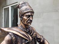 4. Бронзовая скульптура