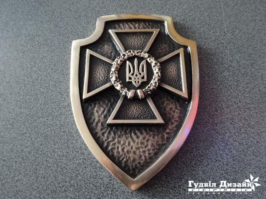 19.76 Памятный знак, бронзовое литье