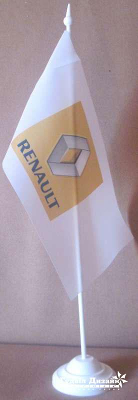21.11 Флажок с логотипом компании