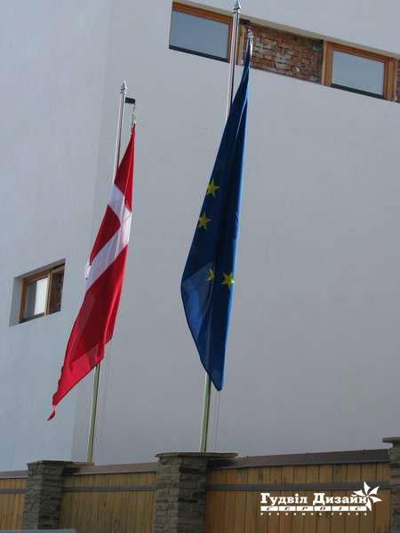 21.4 Флаги уличные