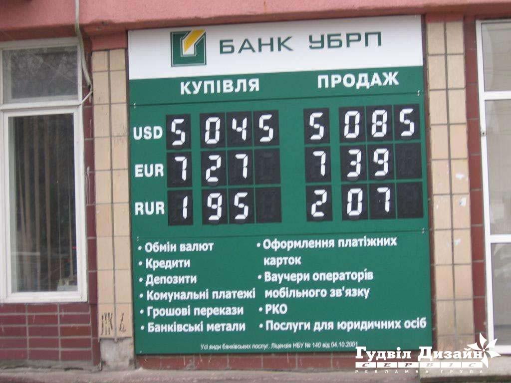 24.6 Сегмент-цифры для пунктов обмена валют