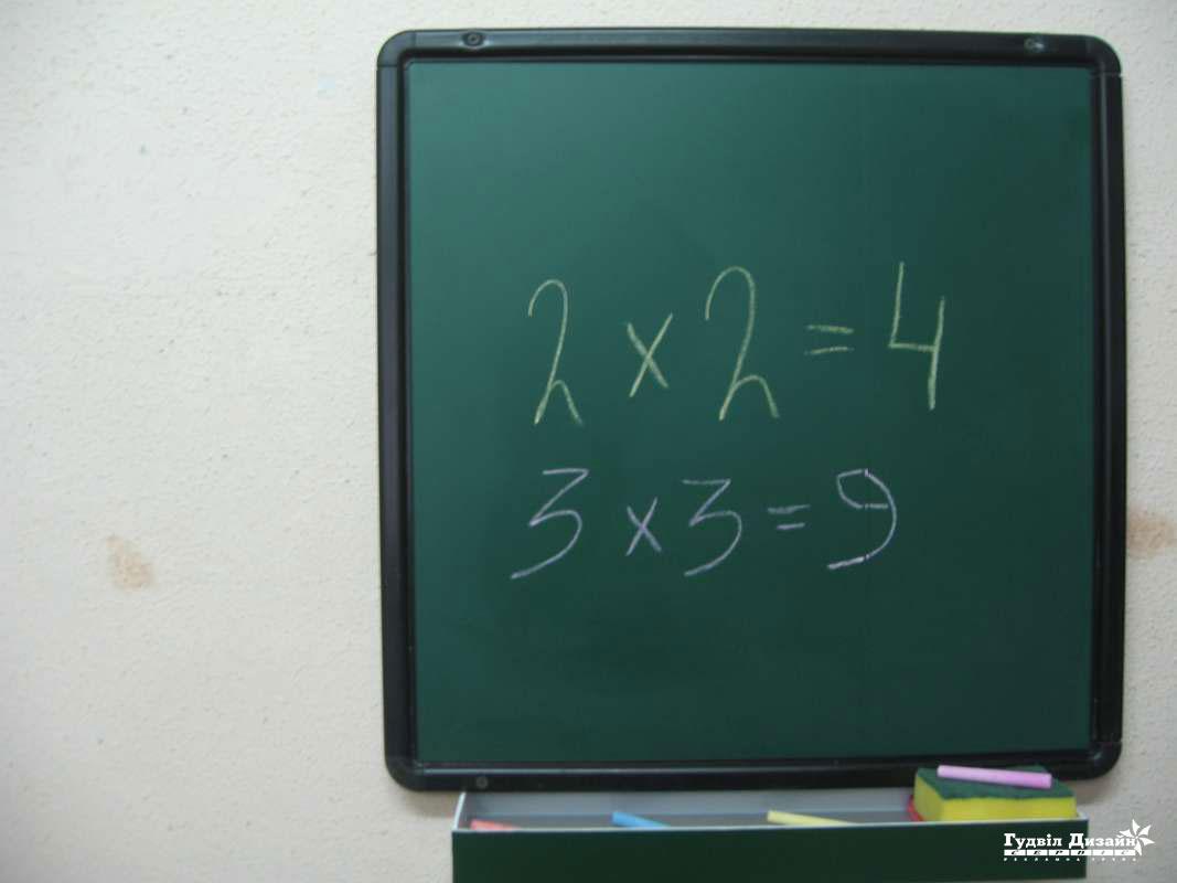28.47 Дошка для навчальних закладів